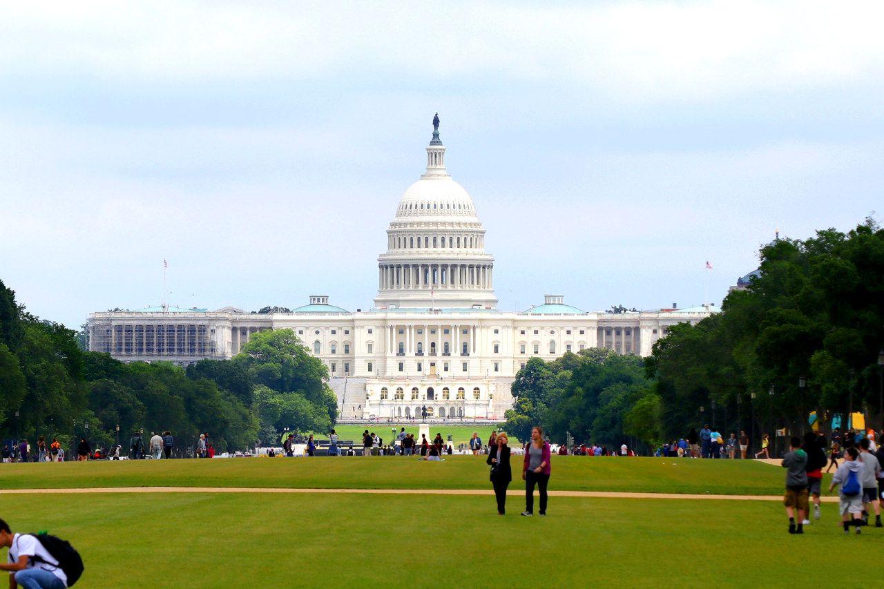政府機関が集結している街「ワシントンD.C.」
