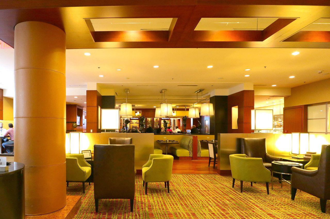 「ワシントン・マリオット・アット・メトロ・センター」はDC観光に最適立地のホテル