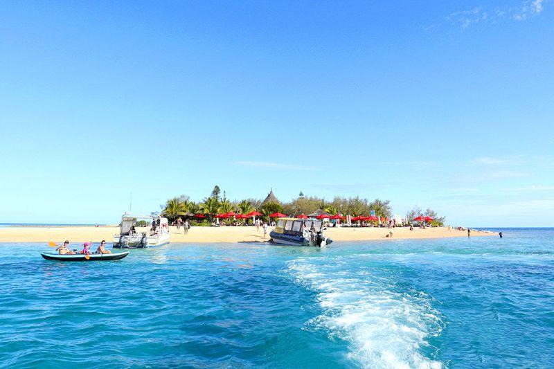 ニューカレドニア「カナール島」はピクニック感覚で行ける無人島!
