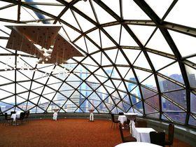 ガラス張りドームがユニーク!ミネアポリス「ミレニアムホテル」