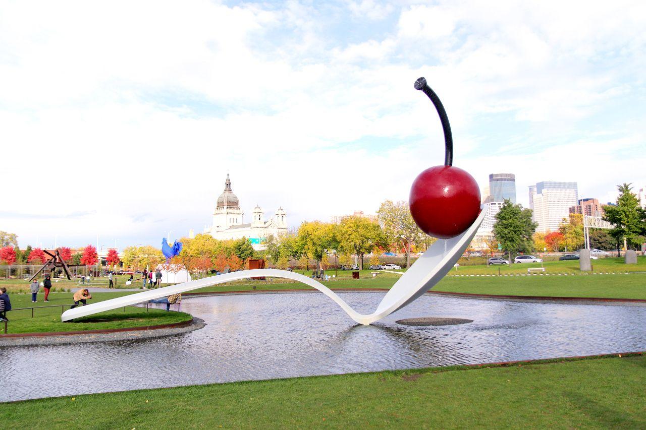 ミネアポリスで現代アートを楽しむ「ウォーカー・アート・センター」