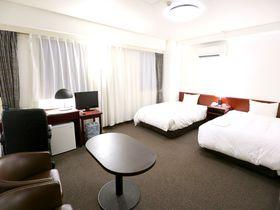 「高知サンライズホテル」は大浴場あり!無料レンタサイクルで市内観光しちゃおう!