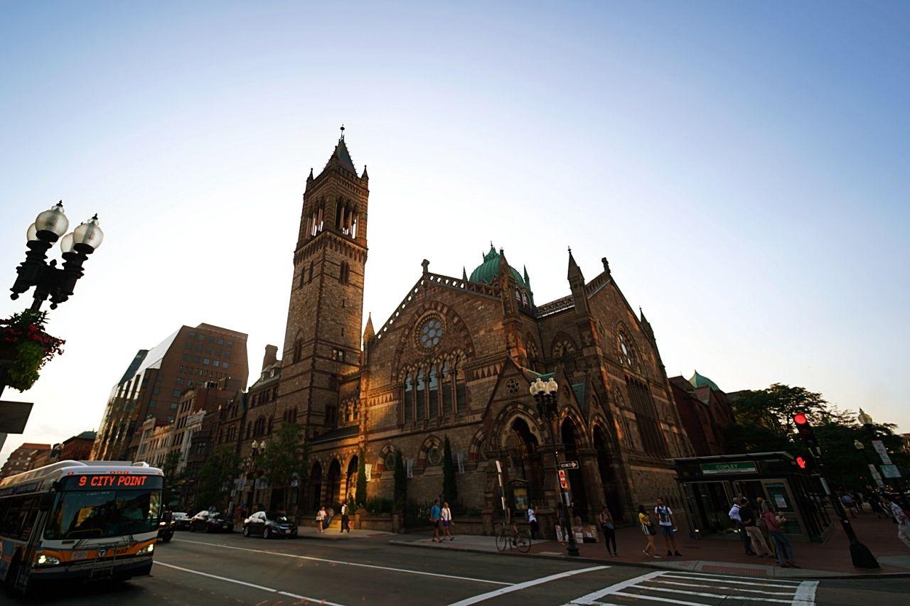 クラシカルでオシャレな街「ボストン」オススメ観光スポット