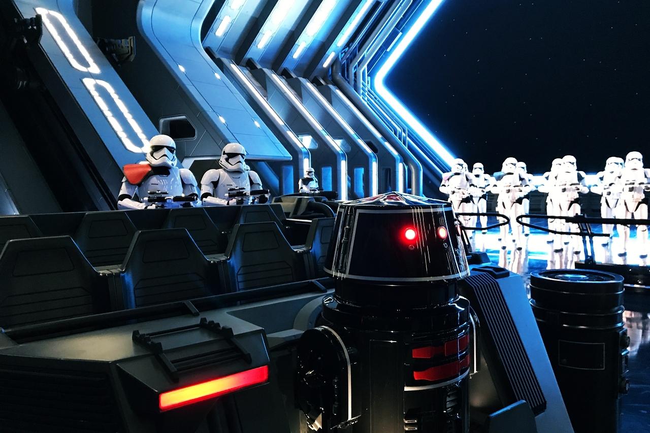 スター・ウォーズ:ライズ・オブ・ザ・レジスタンスはフロリダディズニーで絶対乗って!
