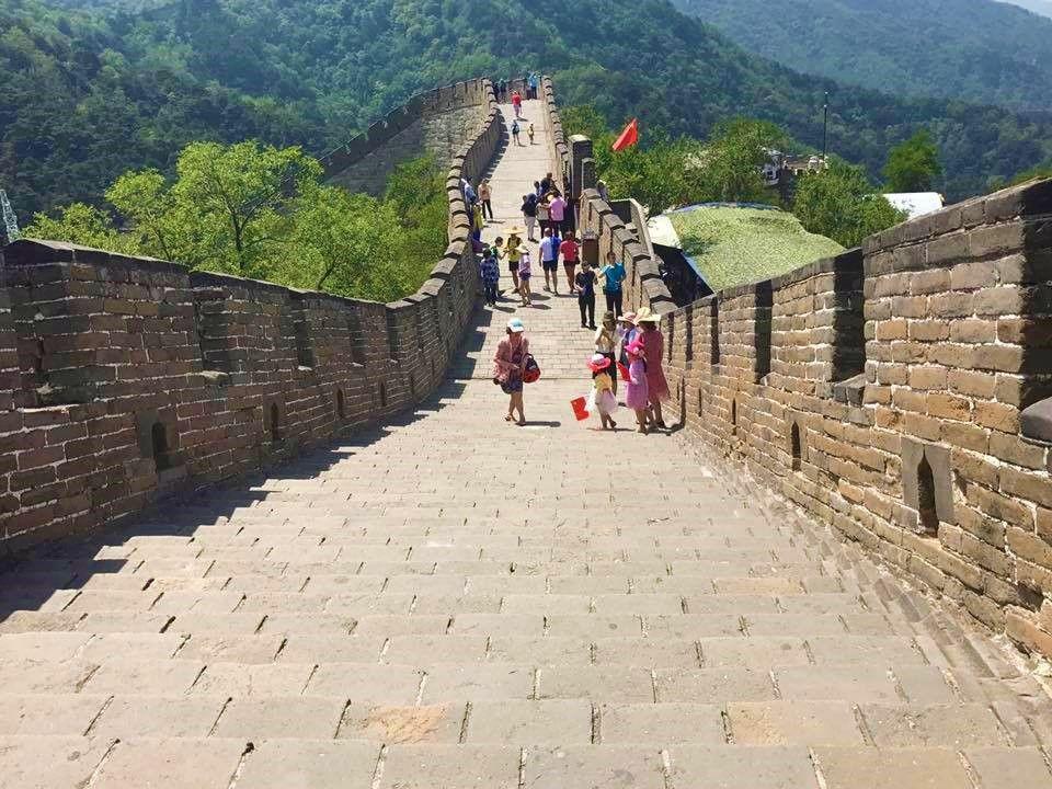 「慕田峪長城」は北京からの日帰り観光に最適