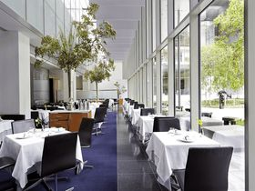 MoMAのアートを眺めながら食事!ニューヨーク「ザ・モダーン」
