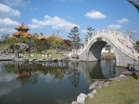 鳥取県の中央で触れる大陸文化!本格的な中国庭園「燕趙園(えんちょうえん)」|鳥取県|トラベルjp<たびねす>