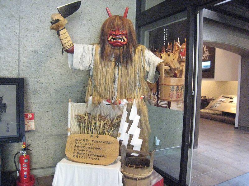 ニッサンCMで嵐が扮した「なまはげ」を通して男鹿半島1200年の伝統に触れる