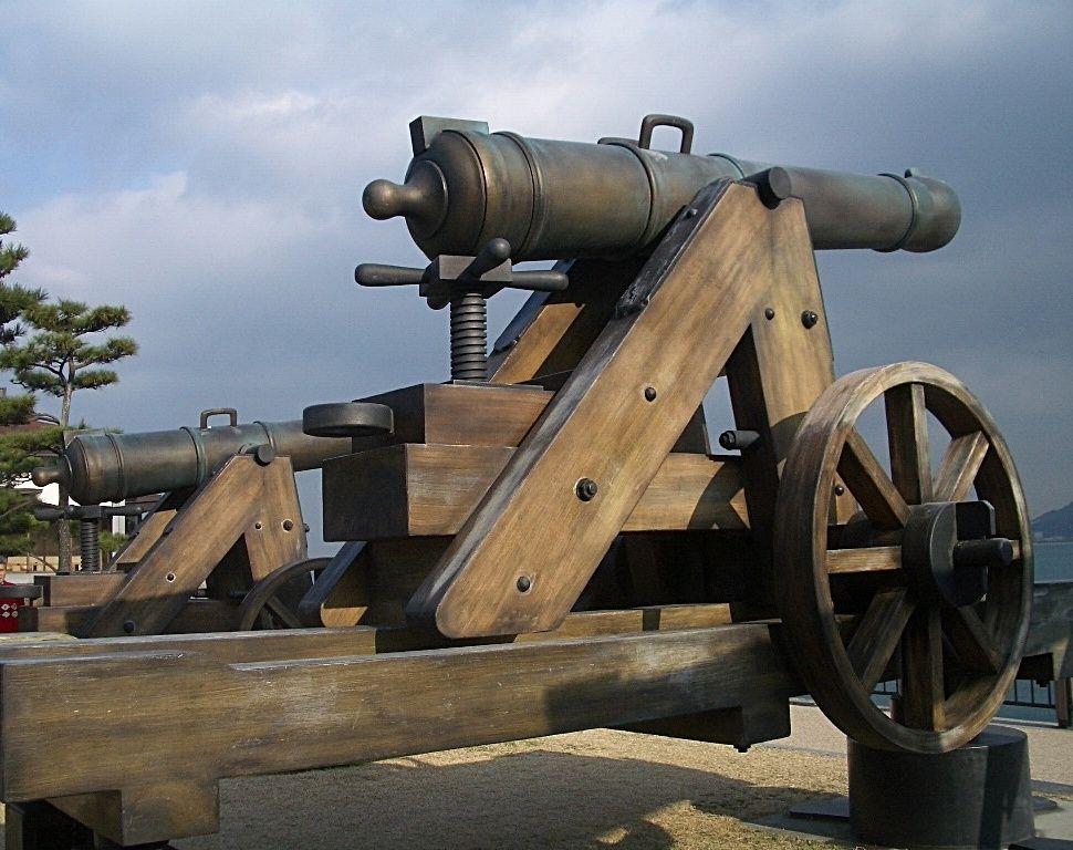 武士の時代の終わりを告げた「長州砲」