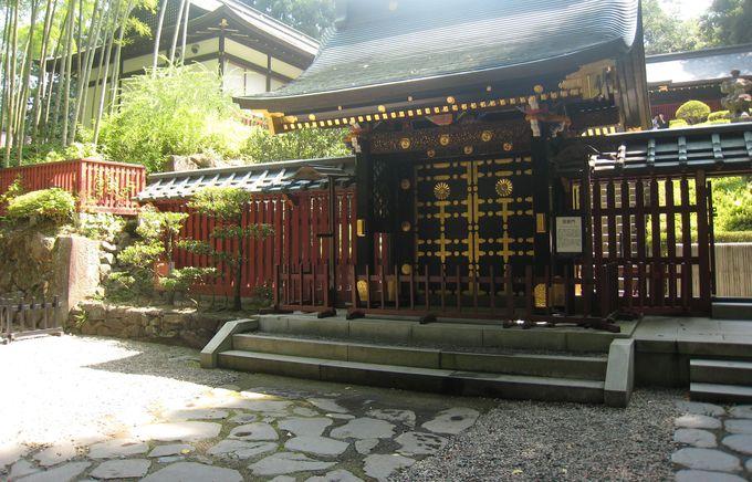瑞鳳殿(ずいほうでん)の入り口「涅槃門」