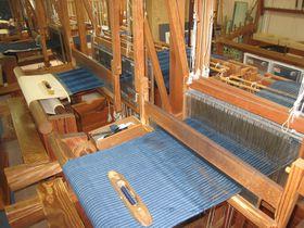 とっても粋な縞柄(しまがら)松阪木綿!三重・松阪商人の町で伝統文化を楽しむ。