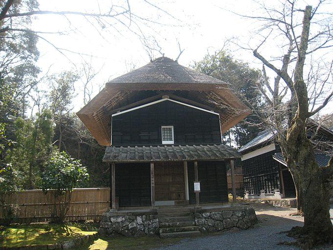 3.江川邸