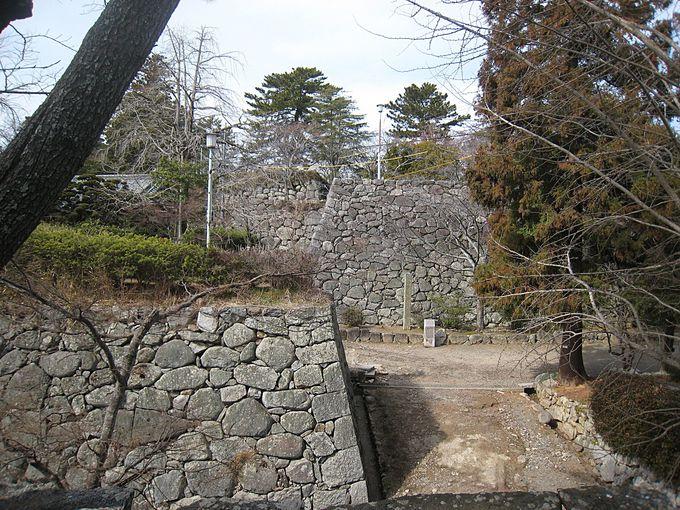 松阪市民の憩いの場「松阪城址」