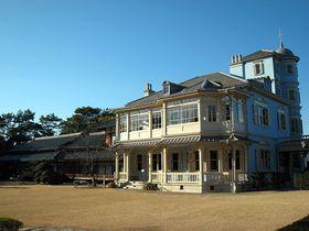 宿場町・桑名の「六華苑」が見せる日本家屋と洋館の融合美!|三重県|トラベルjp<たびねす>