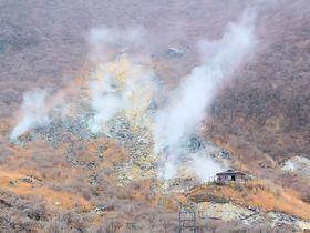 噴火後益々凄くなった!噴煙上がる箱根「大涌谷」|神奈川県|トラベルjp<たびねす>