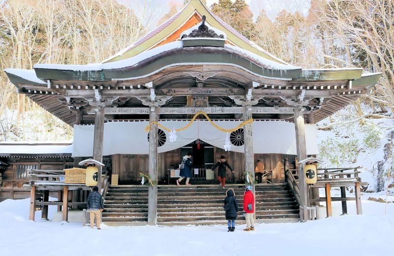 受験・学業向上の最強の神様を祀った長野県「戸隠神社・中社」