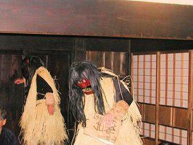 怠け者はいねが~!いつでもなまはげに会える「男鹿真山伝承館」|秋田県|トラベルjp<たびねす>