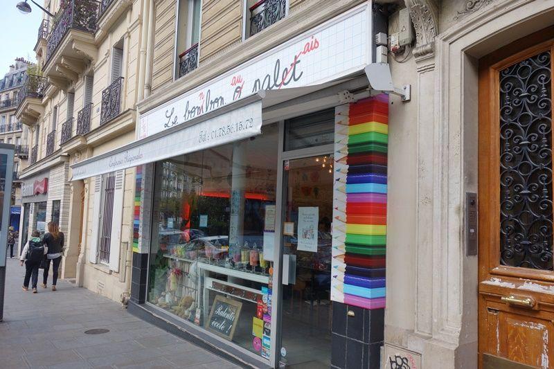 フランスのボンボン文化を今に伝えるコンフィズリー