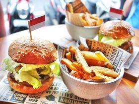 溢れる肉汁!バリ島ウブド「Locavore To Go」の絶品ハンバーガーを堪能しよう!