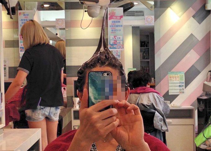 髪シャキーン!のビジュアルは記念写真モノ