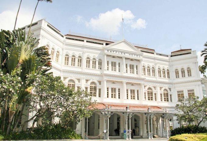 シンガポールで泊まりたい!おすすめ高級ホテル10選