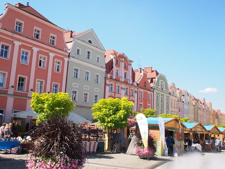 陶器の町ボレスワヴィエツ
