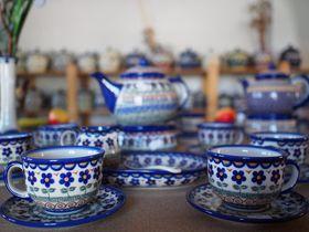 ポーランド陶器に恋に落ちて。陶器の町ボレスワヴィエツに行こう