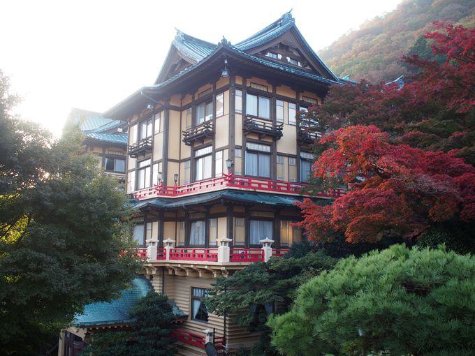 箱根の老舗ホテル・富士屋ホテル