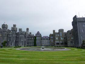 アイルランド古城ホテル・アッシュフォード城で中世気分の一時を