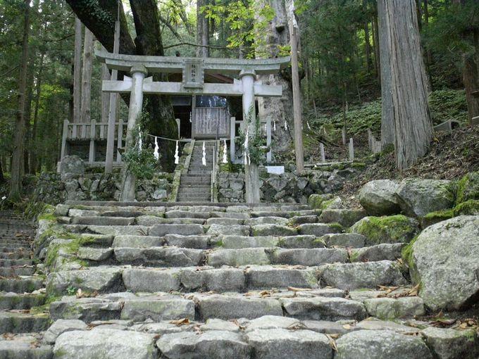 神坂神社 万葉の時代を体感