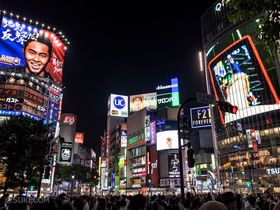 JR渋谷駅から徒歩5分圏内の定番観光スポット|東京都|トラベルjp<たびねす>