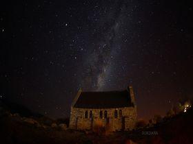 世界一の星空鑑賞に温泉も!NZ「テカポ」観光スポット5選