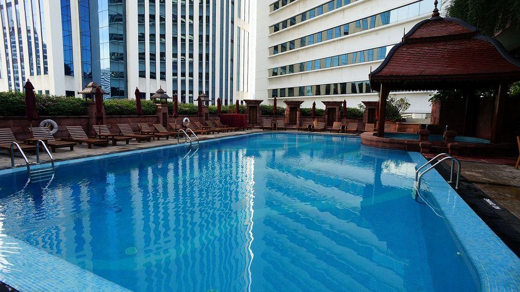 プールにスパ、夜景も嬉しい「ザ・ランドマークバンコク」の快適ステイ