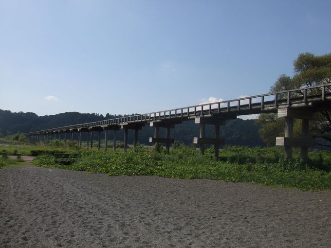 静岡に行ったら渡りたい!話題の「橋」を観光しよう