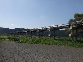 『超高速!参勤交代』『とと姉ちゃん』ロケ地!静岡・蓬莱橋はドラマに映画に大活躍|静岡県|トラベルjp<たびねす>