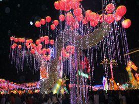 世界で最も素晴らしい祭典のひとつ!台湾「ランタンフェスティバル」