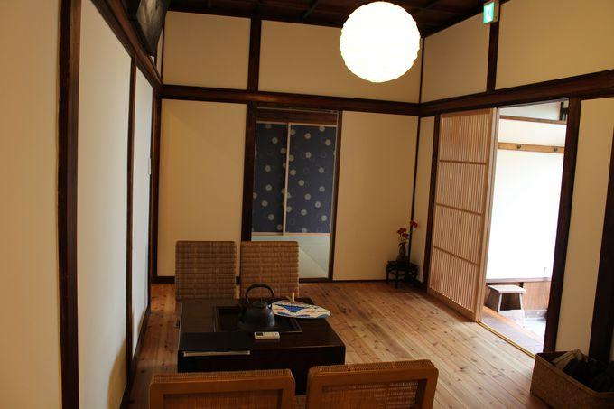 富士宮の貸し切り古民家お宿「GOTEN」は世界遺産から徒歩5分!