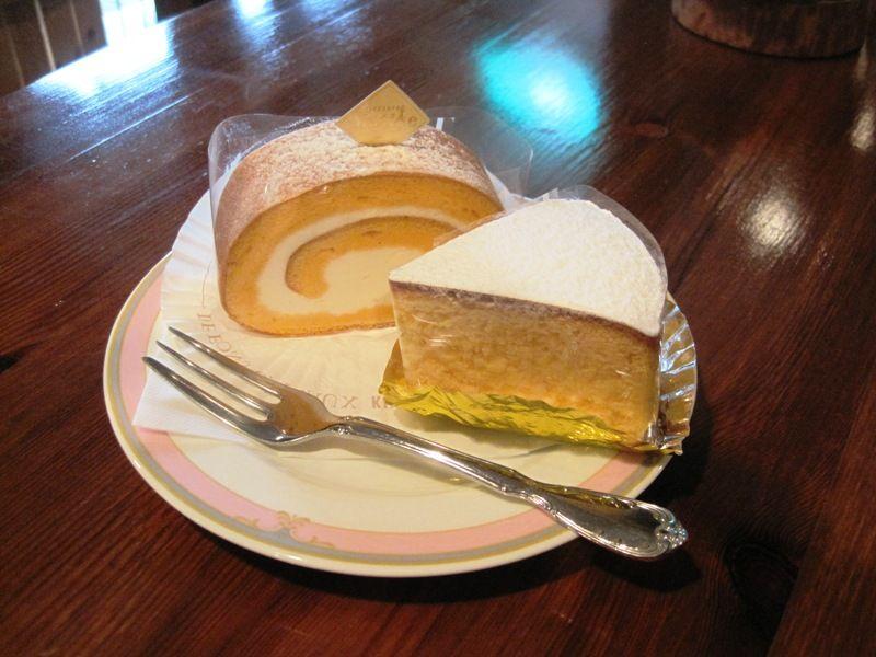 地元の素材で作られた超一級品の【プレミアム・チーズケーキ】