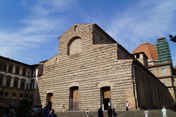 3.サン・ロレンツォ教会