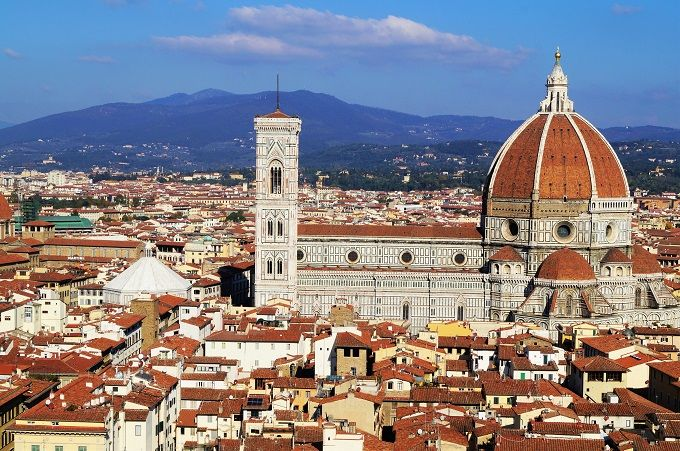 第1位:イタリア