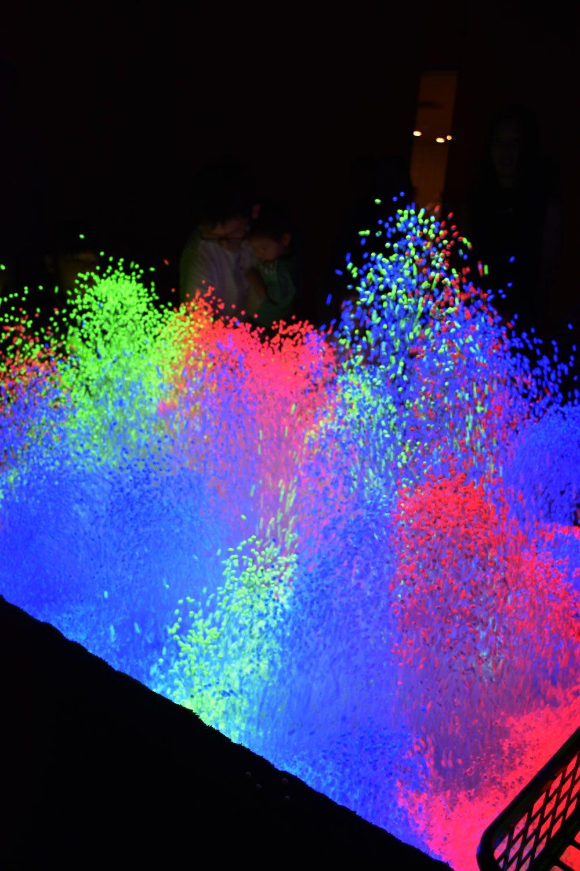 全国動員180万人越え!話題の体感型アート「魔法の美術館」