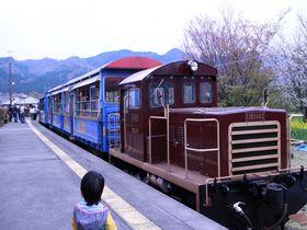 絶景で大人気、土日祝のみ運行の南阿蘇鉄道のトロッコ列車!|熊本県|トラベルjp<たびねす>