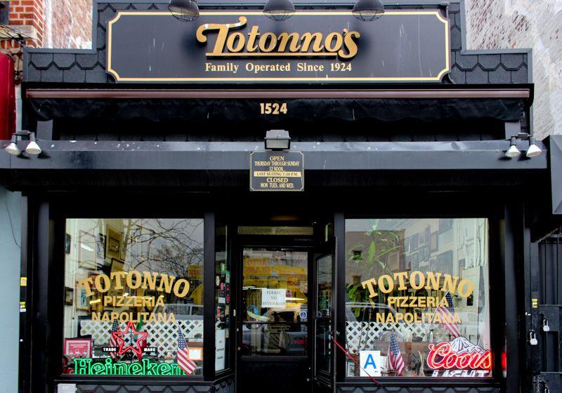 NYのピザを語るなら絶対に外せない「トトノーズ」