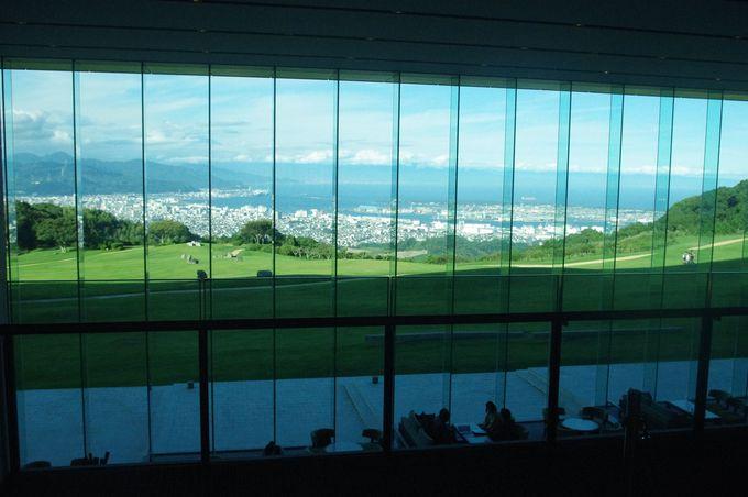絶景も遊びも宿泊もコンパクトに凝縮した「日本平」