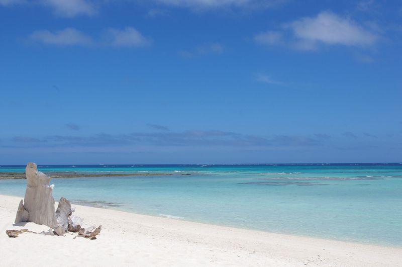 東洋一美しい海とパワースポットを巡る!絶景の沖縄県「久米島」