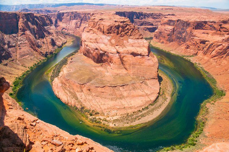 ラスベガスから「ホースシューベンド」!アリゾナ州の大自然へドライブ