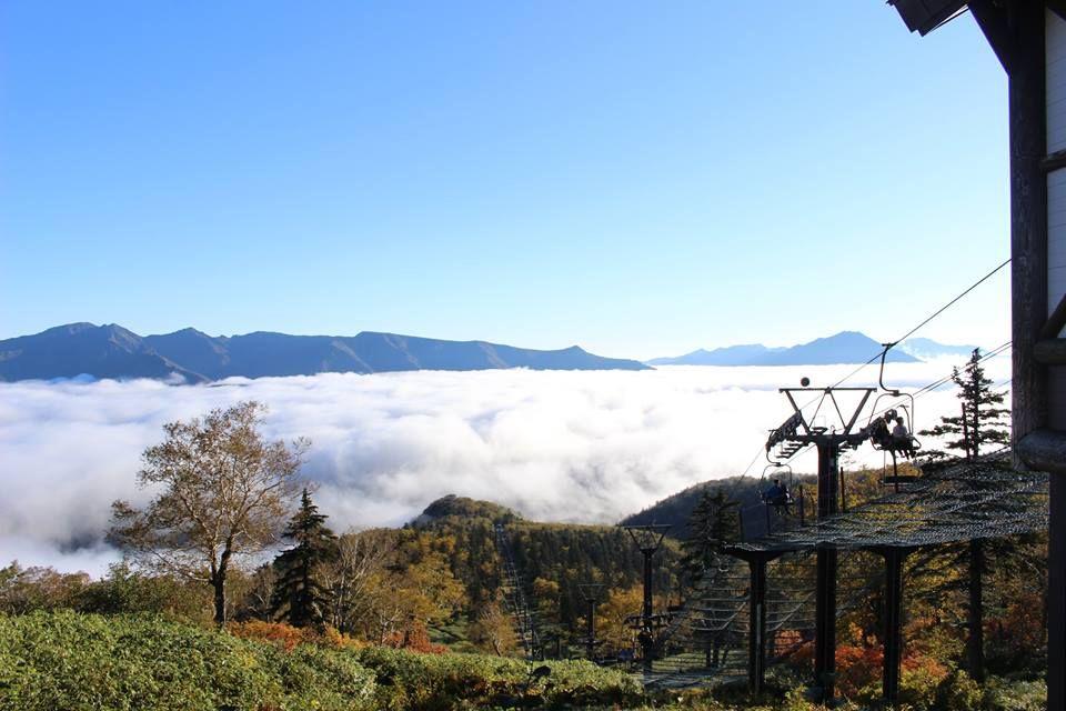 早起きをしたら、層雲峡の『雲海』が見られるかも……!