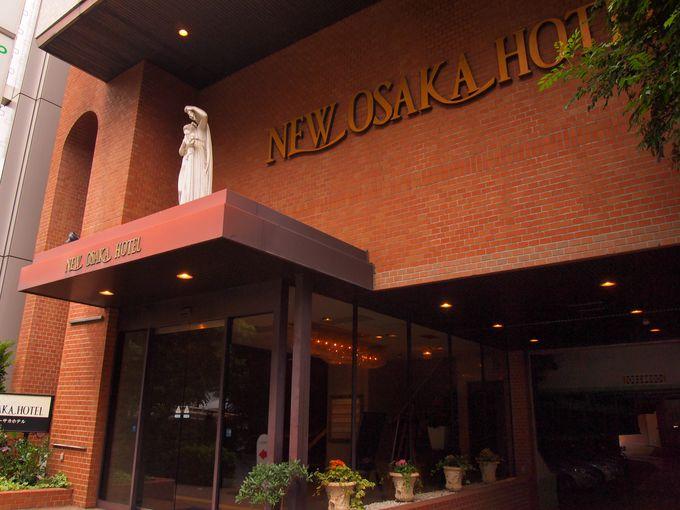 老舗の趣があふれるシックな内装と美術品を楽しむ「美術館ホテル」