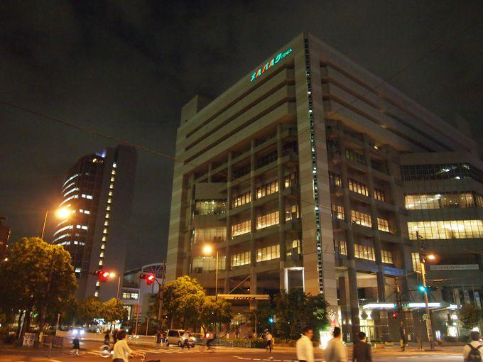 ホテルメルパルク大阪とは