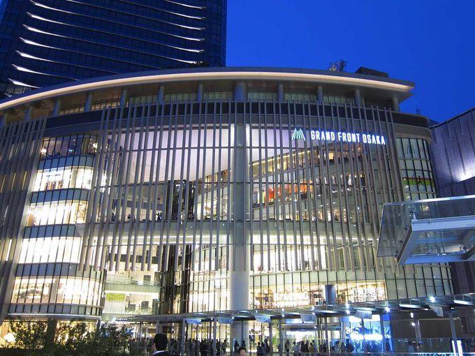 大阪市内の中心部で最後の大型都市開発?